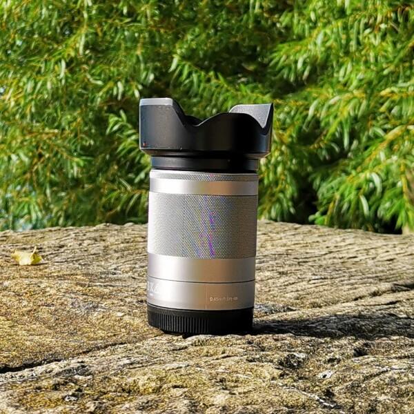Canon EF-M 18-150mm Objektiv 1