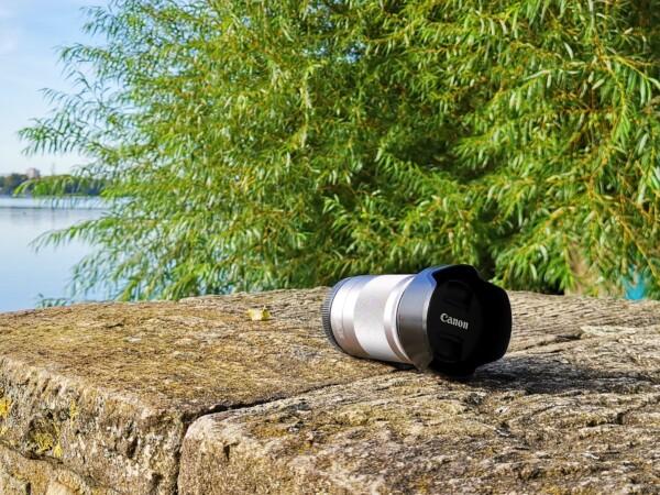 Canon EF-M 18-150mm Objektiv 2