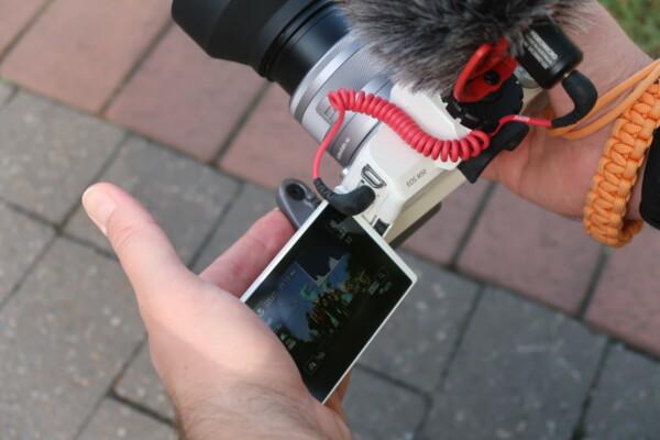 Canon EOS m50 4